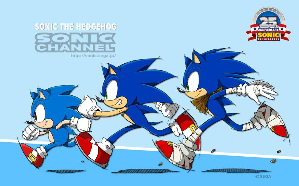 Sonic The Hedgehog | Wiki | Sonic the Hedgehog! Amino