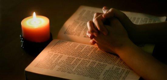 Reading the Holy Gospel | Christian (Genesis) Amino