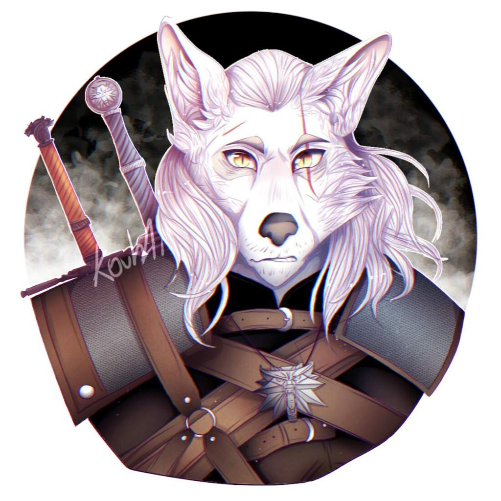 Geralt of Rivia (Witcher) | Furry Amino