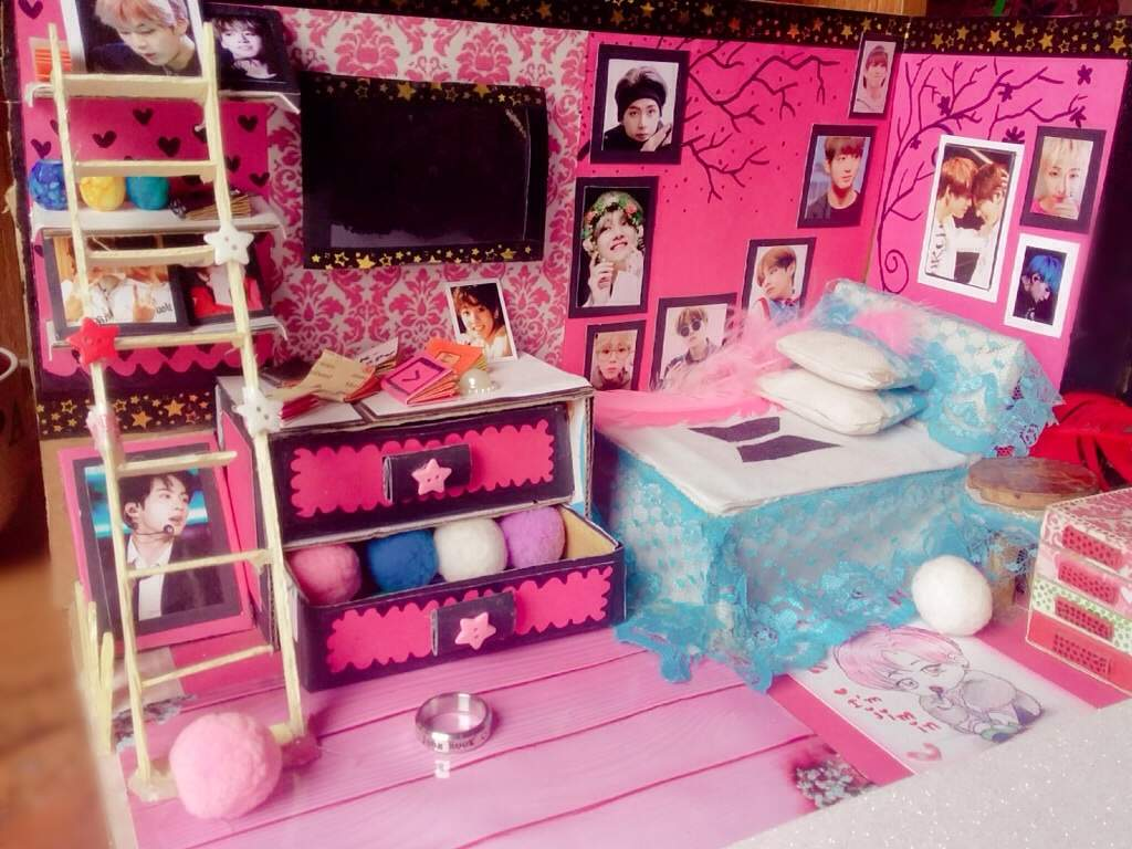 Fangirl Bts Room Decor Ideas