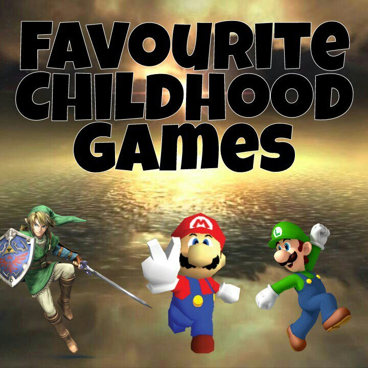 Favourite Games From My Childhood | Video Games Amino