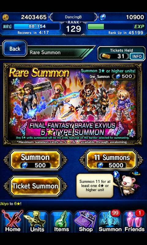 The Complete Idiot's Guide to FFBE: Let's,talk bout Tanks! | Final