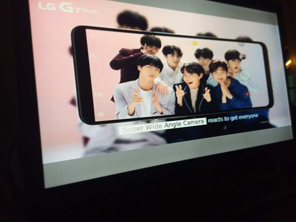 BTS LG commercial in North Carolina USA | ARMY's Amino