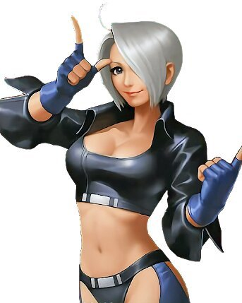 Angel King Of Fighters