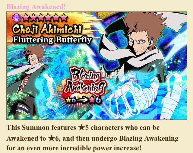 Blazing information & Update Article! | Naruto Ultimate