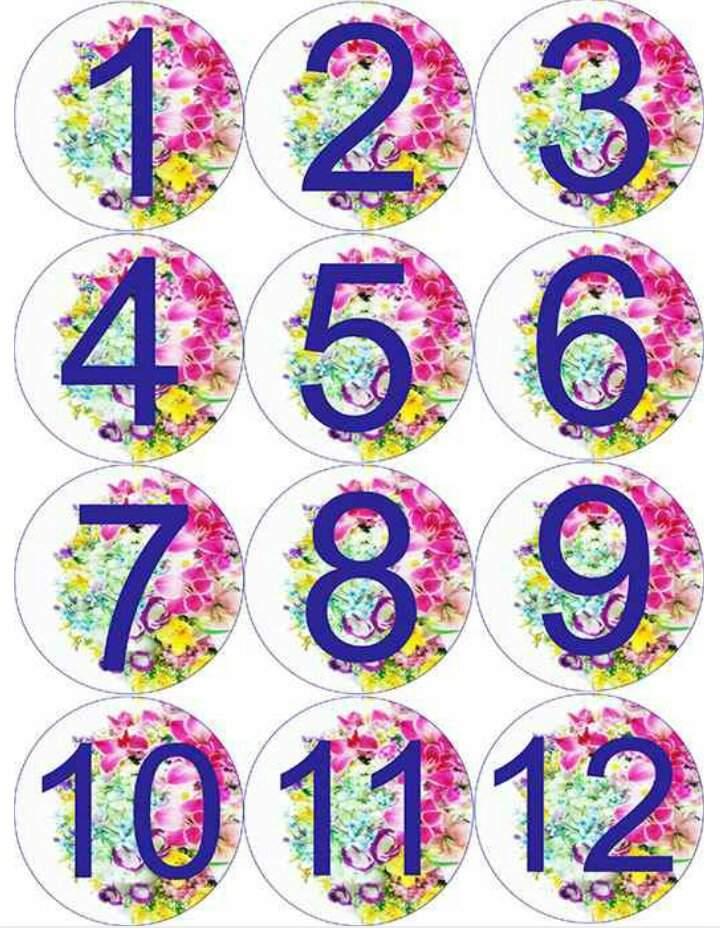 Картинки лотерея с цифрами