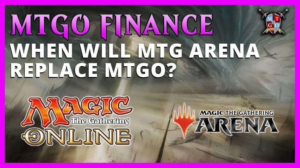 MTG Arena and the Future of MTGO | MTG Amino
