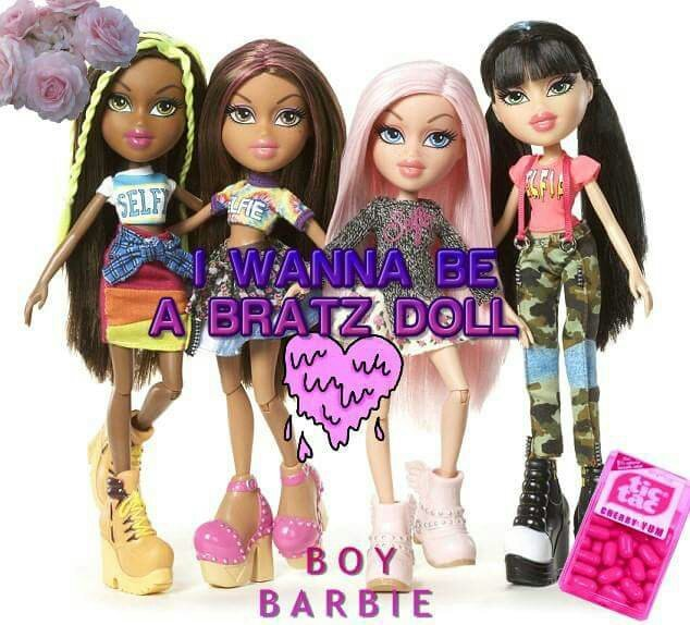 i want to be a bratz doll lgbt amino
