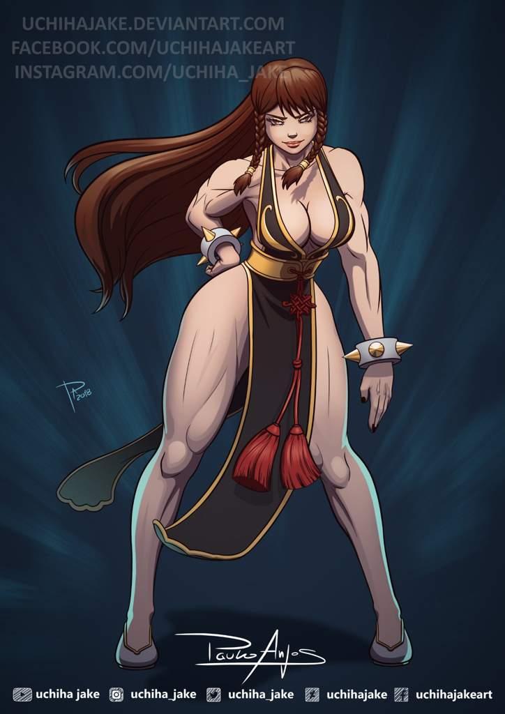 Chun Li Battle Dress Street Fighter Amino