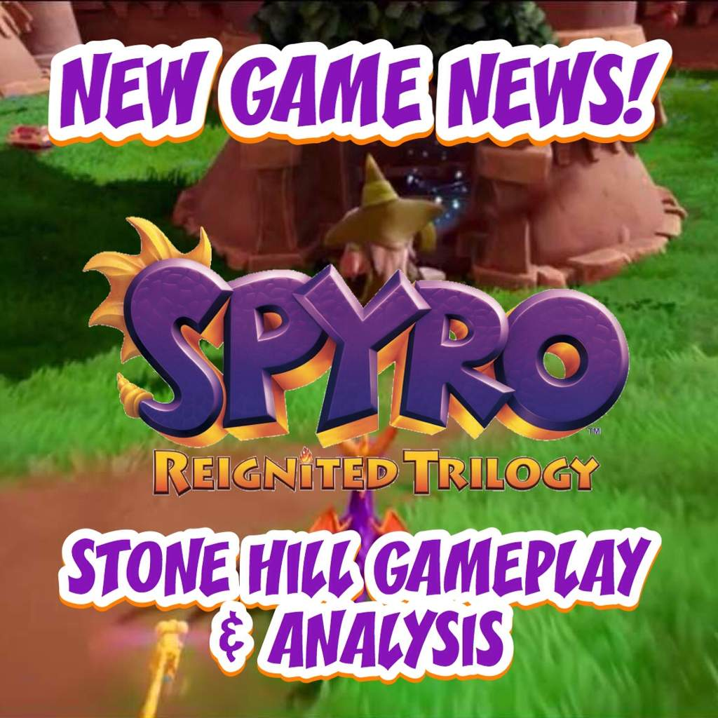 88  New Game News! | Spyro: Reignited Trilogy | Article 3 | Stone