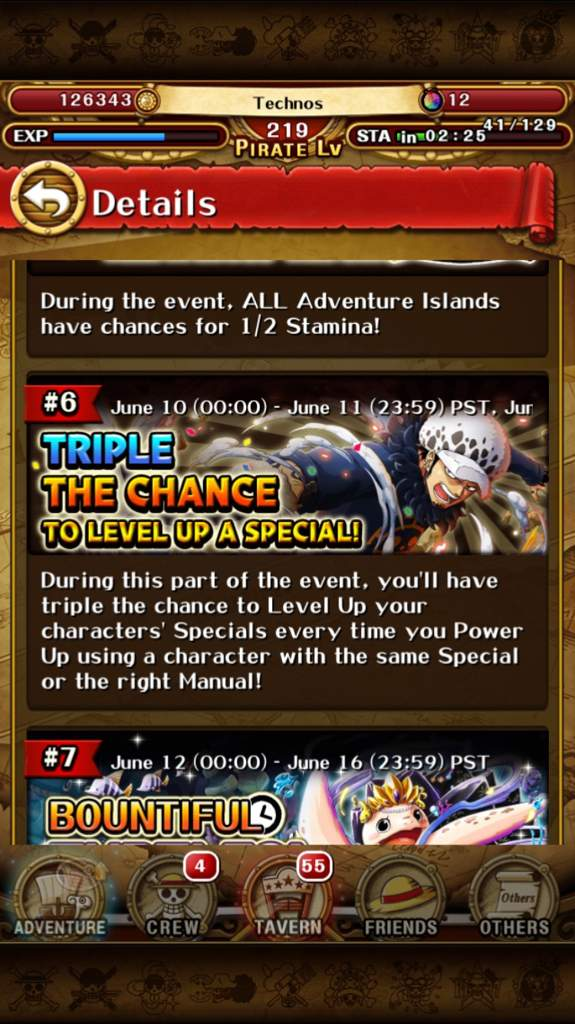 3x Skill Ups On Global Starting At June 10th.  23e34242f154