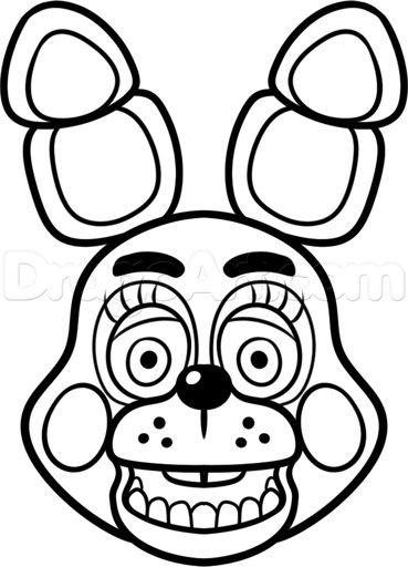 Imagem Dibujos Five Nights At Freddys Para Colorear