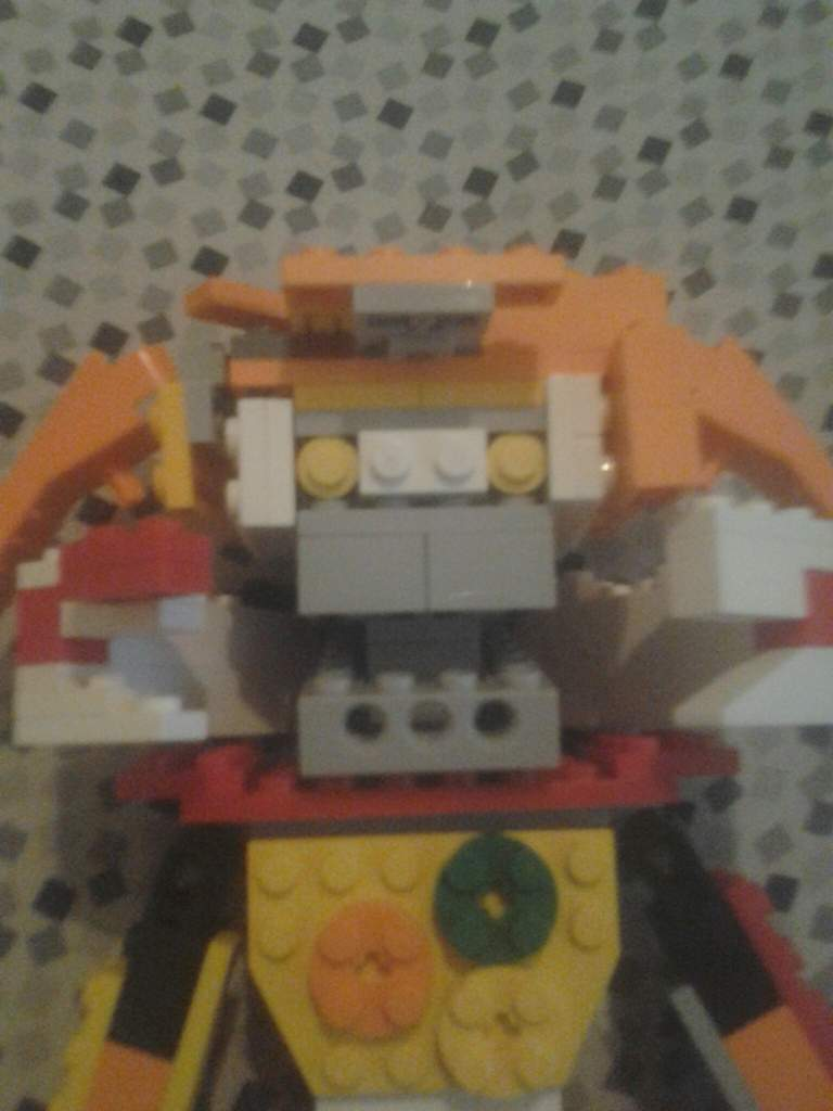 Lego Scrap Baby remake (will be updated as i continue