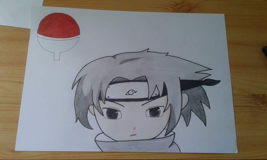 Dessin Chibi Sasuke Le Temple Des Otaku Amino