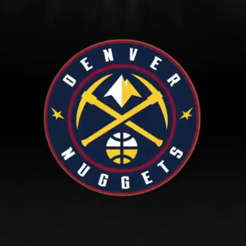 Denver Nuggets Release New Jerseys And Logo Hardwood Amino