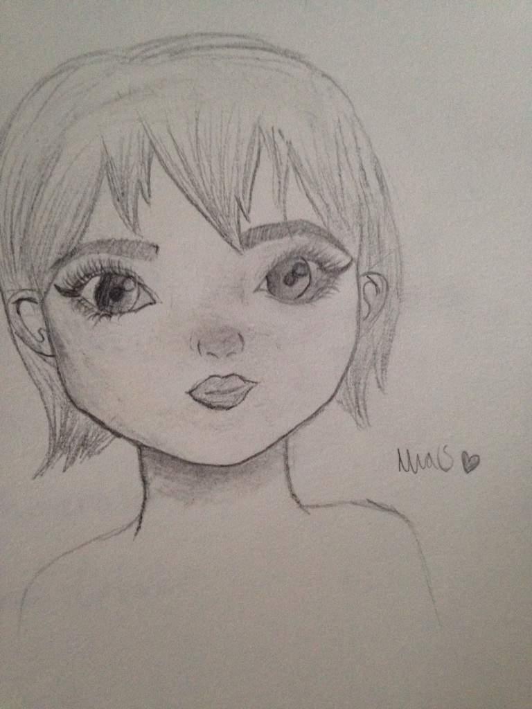 i tried to draw like christina lorre art amino