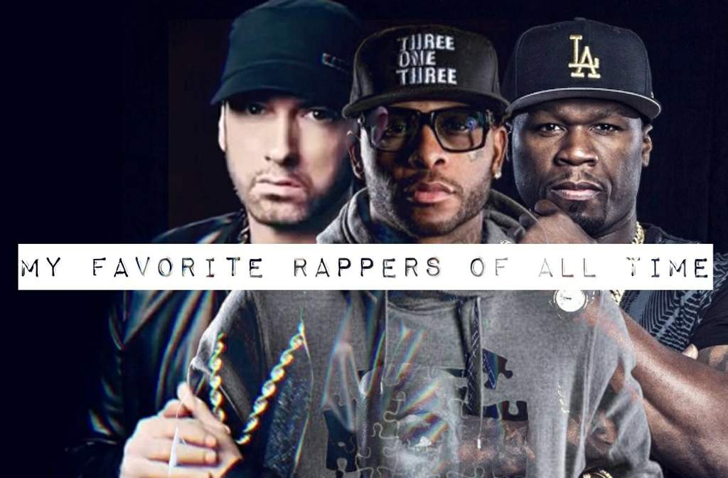 My Top 5 Favorite Rappers Of All Time Hip Hop Amino