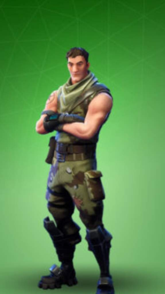 Default in fortnite meaning