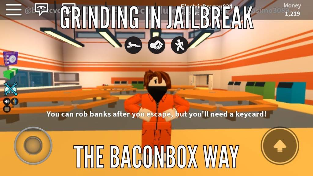 Make Money For You On Roblox Jailbreak - Roblox Jailbreak Vip Server Grinding Roblox Amino