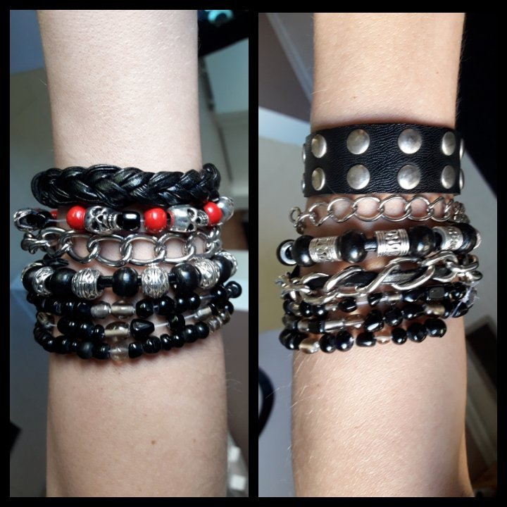c339262c5d0 Axl Rose Inspired bracelets | Cosplay Amino