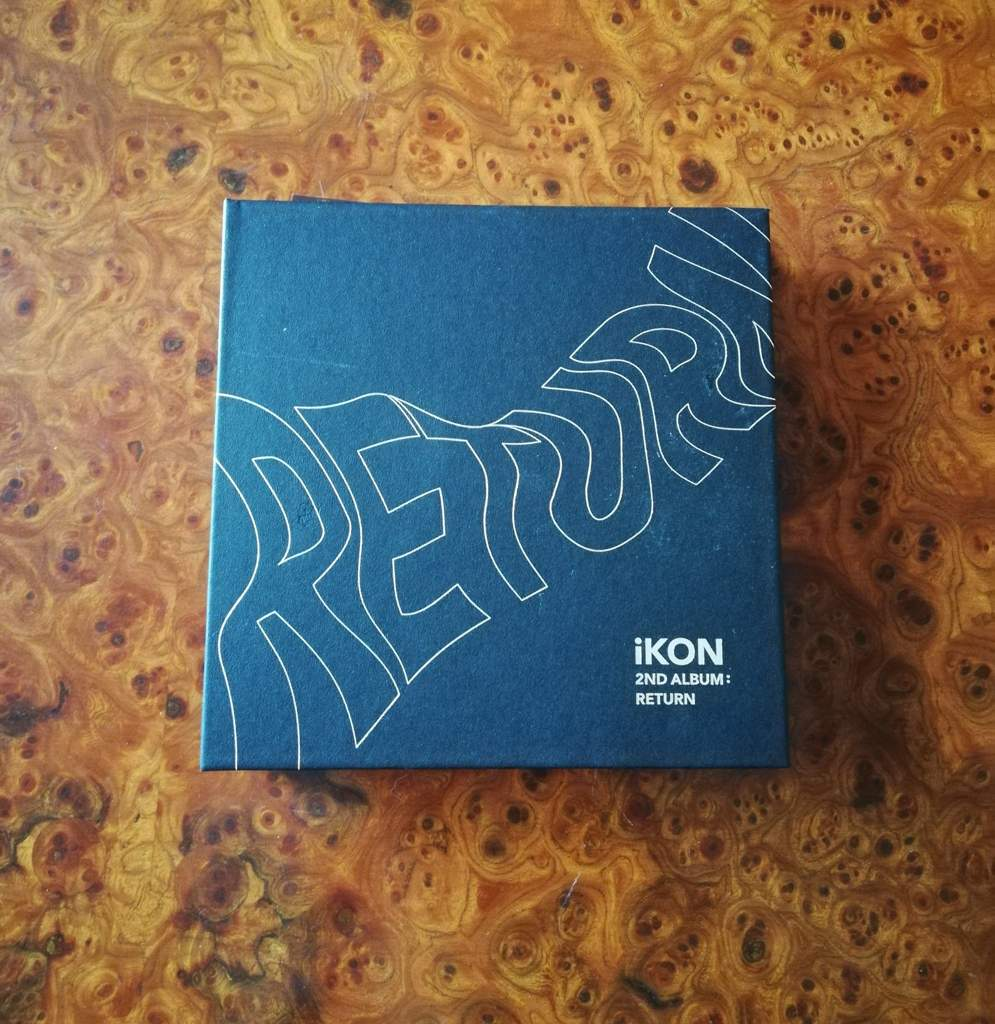 ❤️RETURN ALBUM UNBOXING❤️ | iKON🔥 Amino