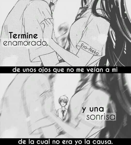 El Desamor Anime Amor Amino