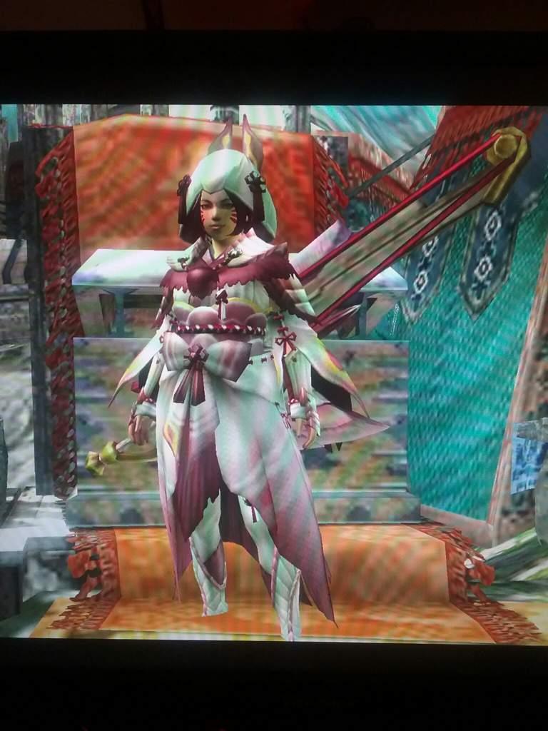 My Mizutsune armor ( MHXX ) | Monster Hunter Amino