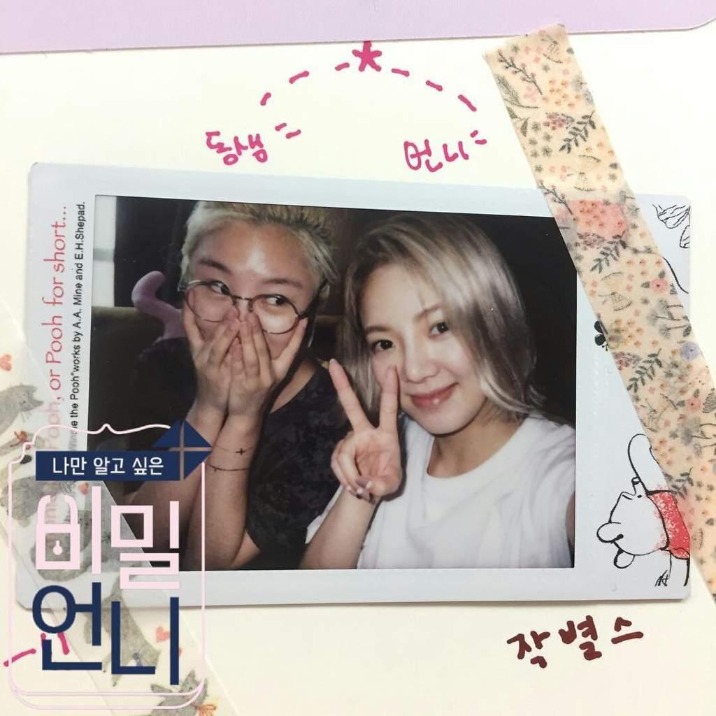 Preview - Secret Unnie | Wheein/Hyoyeon | MAMAMOO Amino