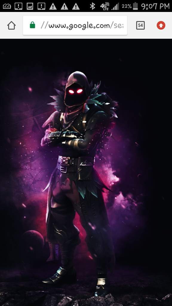 Awesome Raven Skin Wallpaper Fortnite Battle Royale Armory Amino