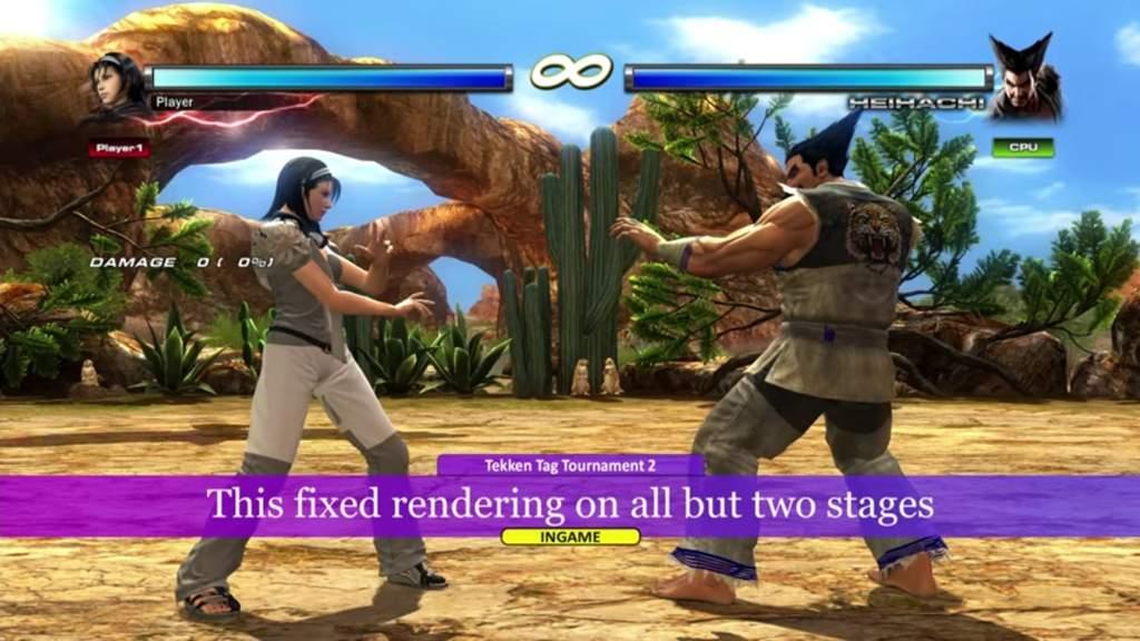 tekken tag tournament 2 pc emulator