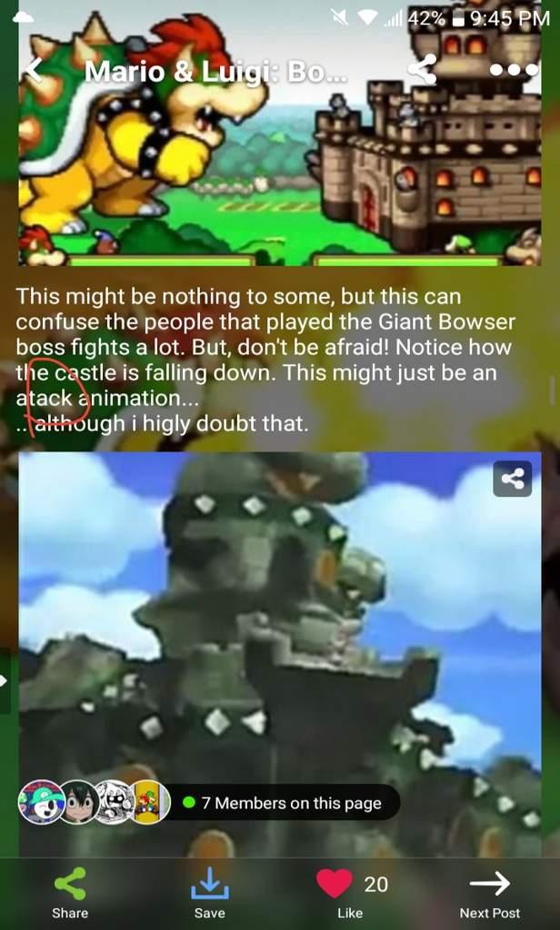 Mario & Luigi: Bowser's Inside Story + Bowser Jr's Journey Trailer