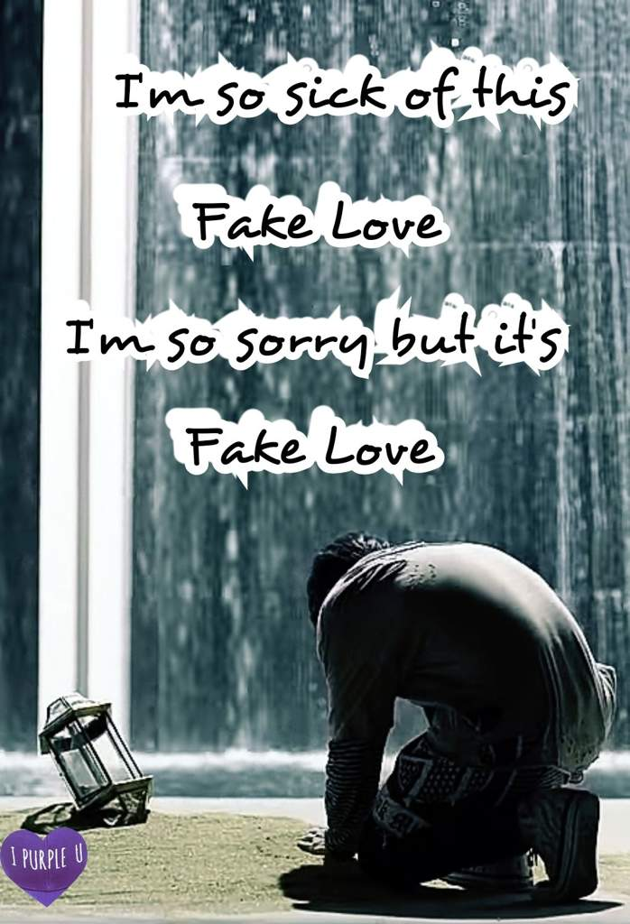 Fake Love Wallpaper Army Br Amino