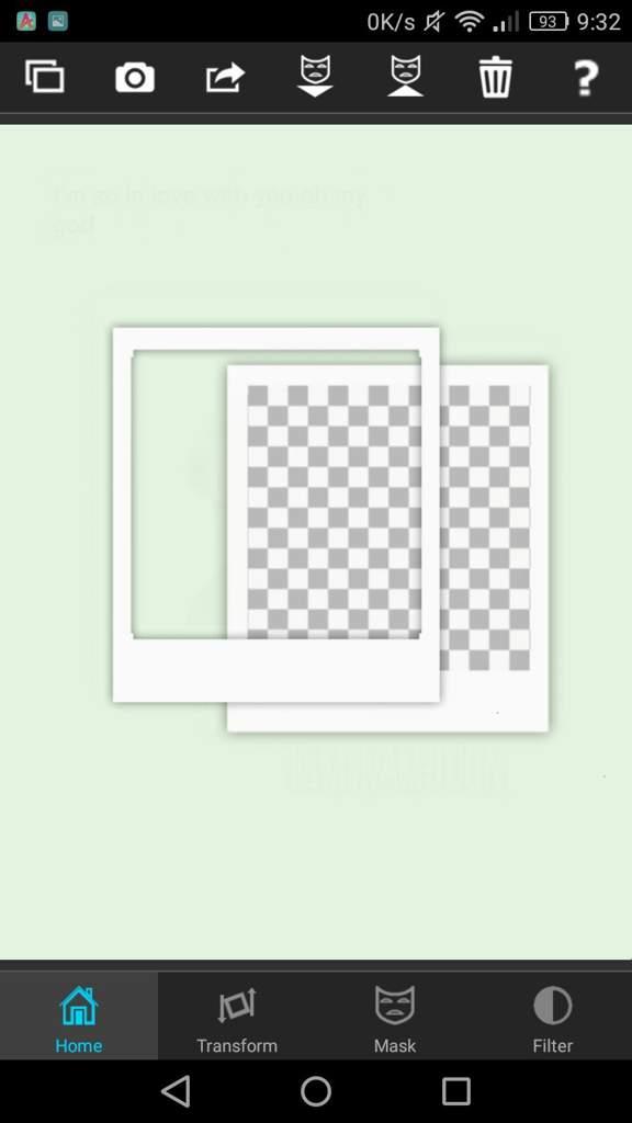 🌺 ;; Edit tutorial; simple con marcos de fotos. | Edits™ Amino