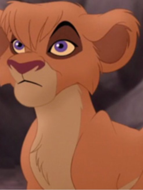 A Human Victani~ The Lion King 2. | Disney Amino
