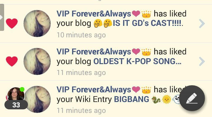 THANK YOU @VIP Forever & Always 🙏 | Big Bang Amino Amino