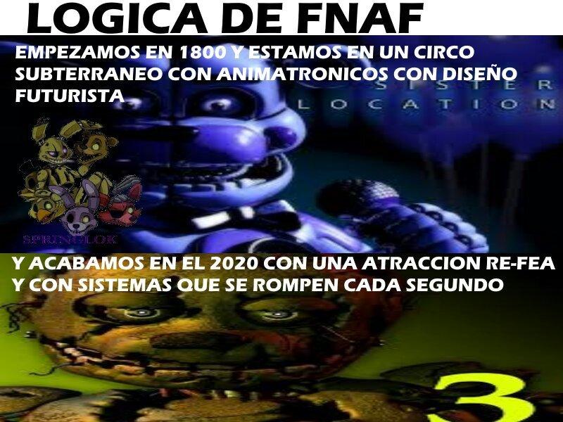 Memes De Fnaf Hechos Por Mi 3 Fnaf Amino Espanol Amino