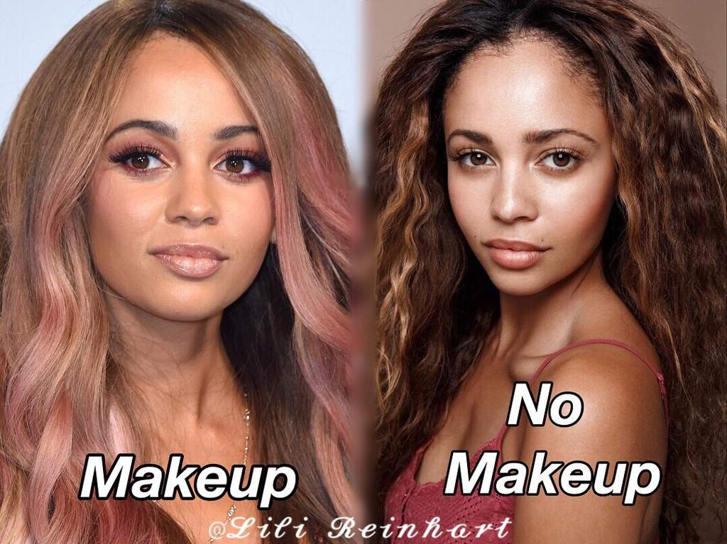 With Makeup Or Without Makeup Riverdale Amino