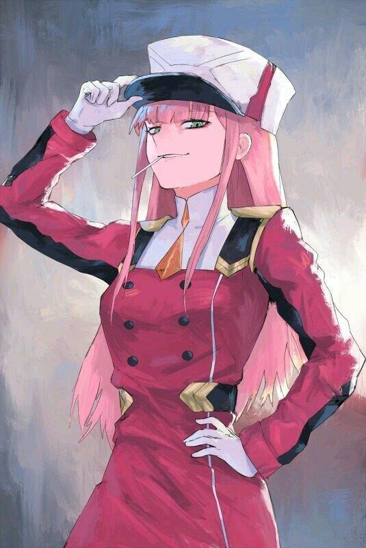 Zero-Two   Anime Amino