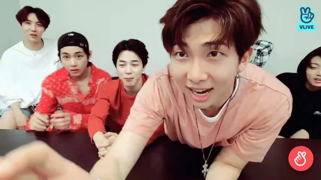 ENG SUB) BTS V-LIVE 180610 | BTS Amino