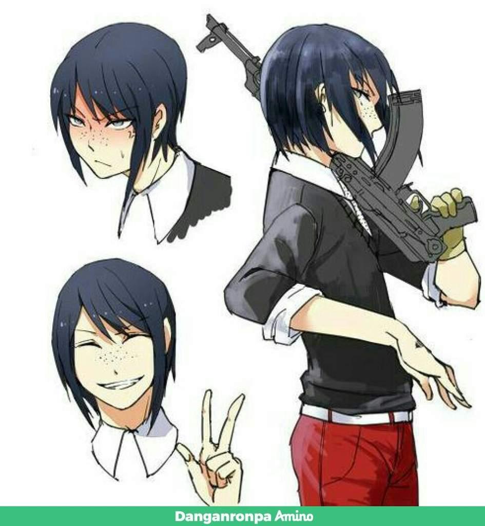 Ryoma Hoshi Aka Male Mukuro Danganronpa Amino Ryoma hoshi (星 竜馬 hoshi ryōma) is a character featured in danganronpa v3: ryoma hoshi aka male mukuro