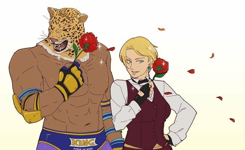 King And King Tekken Amino Amino