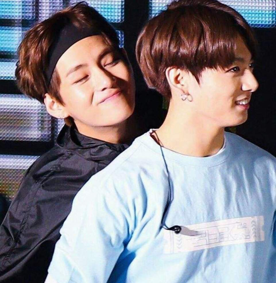 How Cute Is Taekook V K O O K Amino