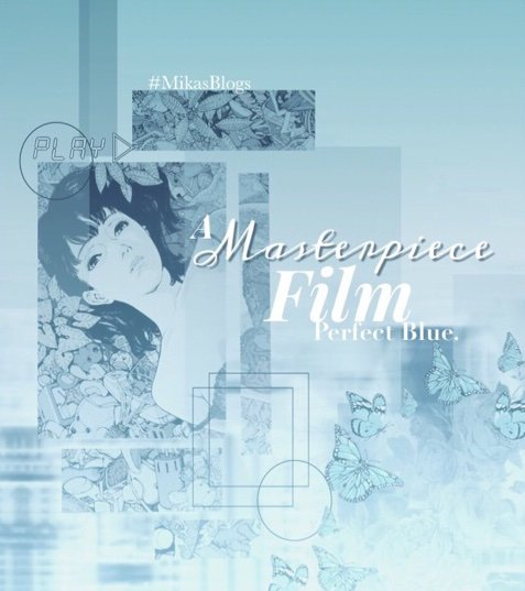 A Masterpiece Film Perfect Blue Anime Amino
