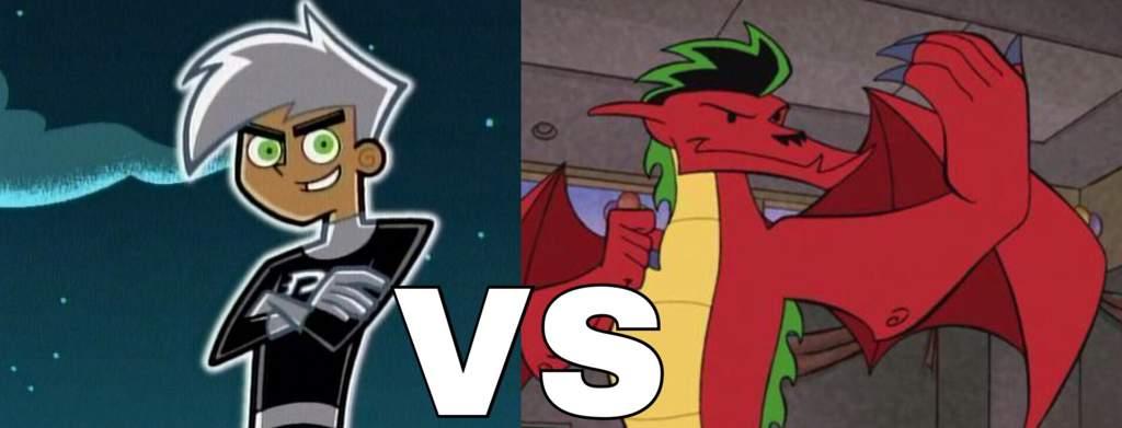 Cartoon Battle Arena Ep  16: Danny Phantom Vs Jake Long
