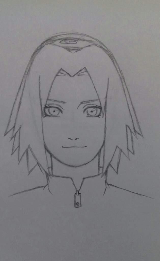tuto dessin   comment faire sakura haruno  ud83c udf38