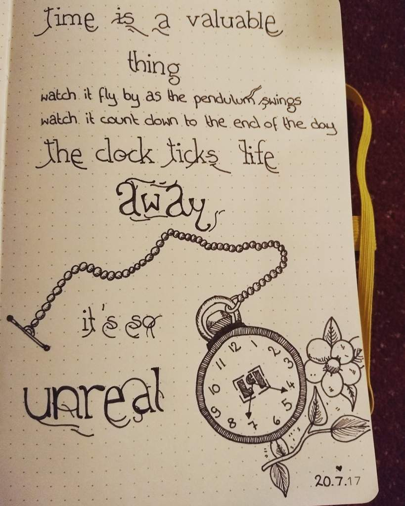 Linkin Park Quote Bullet Journal Amino