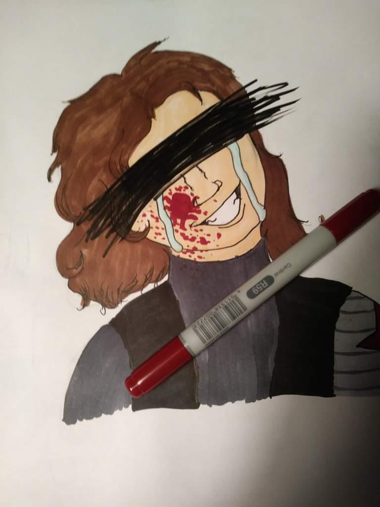 Winter Soldier Fanart | Marvel Amino