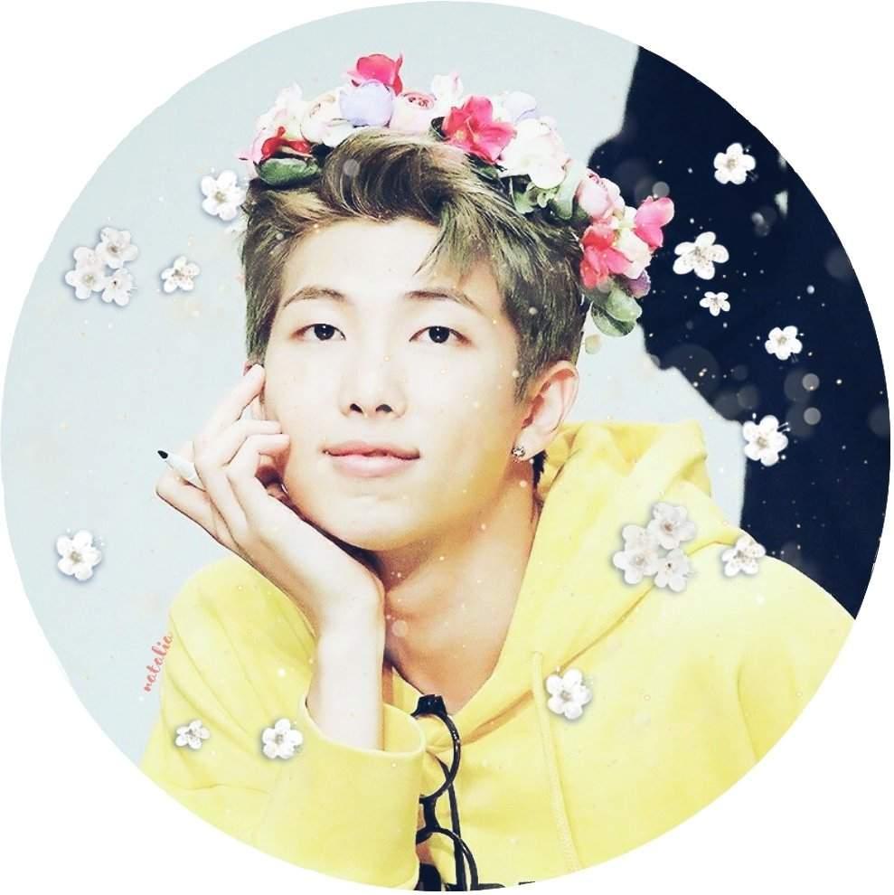 Bts Profile Picture Edits1 Flower Crown K Edits Amino
