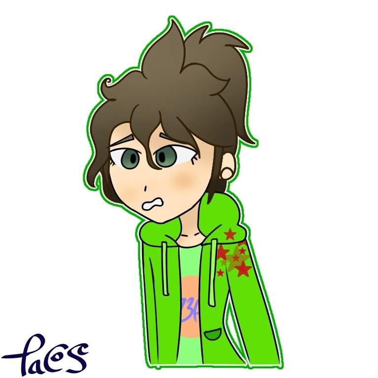 Human! Leafy | BFB Amino! Amino