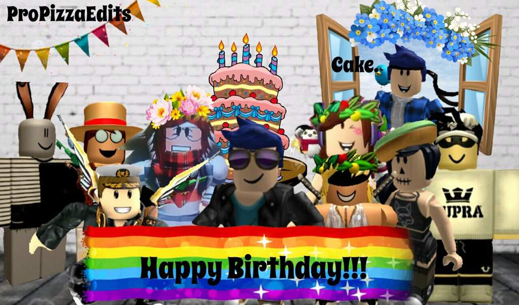 Happy Birthday Gamer!!! :3 | Roblox Amino